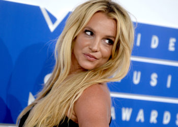 Britney Spears arriving at the MTV Video Music Awards at Madison Square Garden in New York City, NY, USA, on August 28, 2016. Photo by Sipa USA